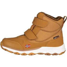 TROLLKIDS Hafjell Winter Boots Kids, marrón